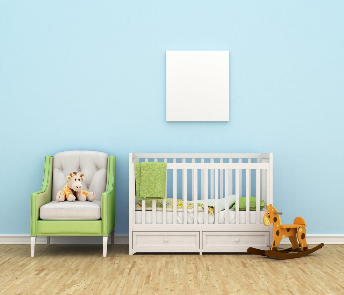 Top 5 Best Nursery Paint Colors Your Baby Will Love