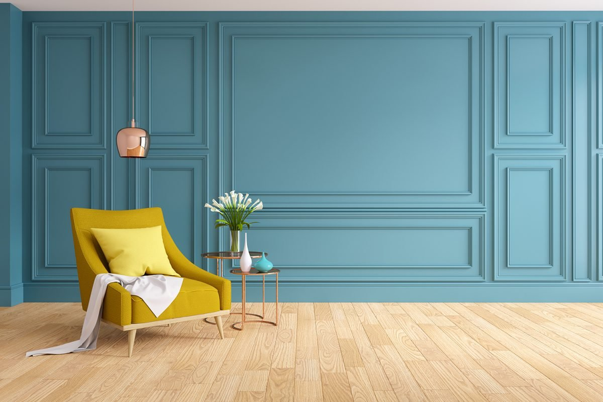 Famous Interior Paintings: Top Trending Interior Paint Colors For The Home In 2019