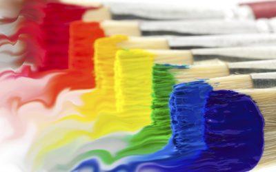 Hot New Trends: Paint Color Palette