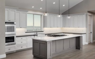 Should You Get a Professional to Paint or Replace Kitchen Cabinets?