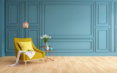 Top Trending Interior Paint Colors for the Home in 2019