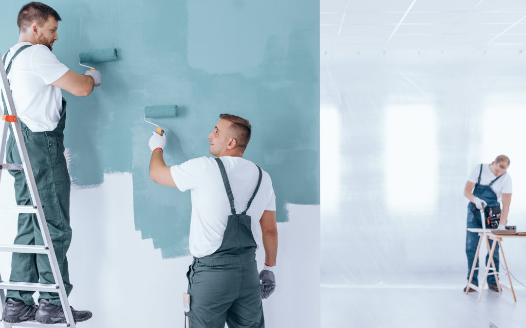 commercial painter